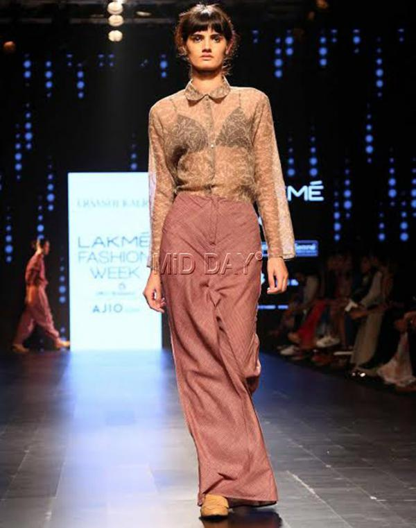 Lakme Fashion Week back to St Regis for its Winter/Festive 2017 edition