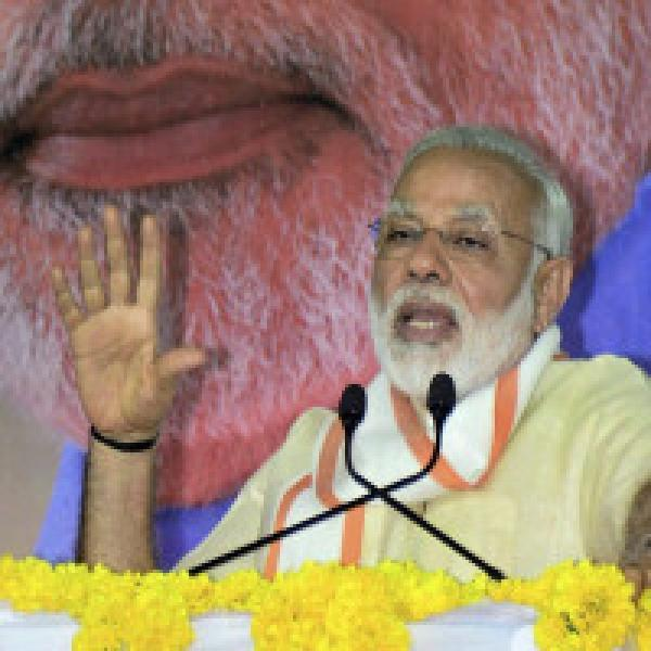 Extensive help being provided to flood-hit states: PM Modi
