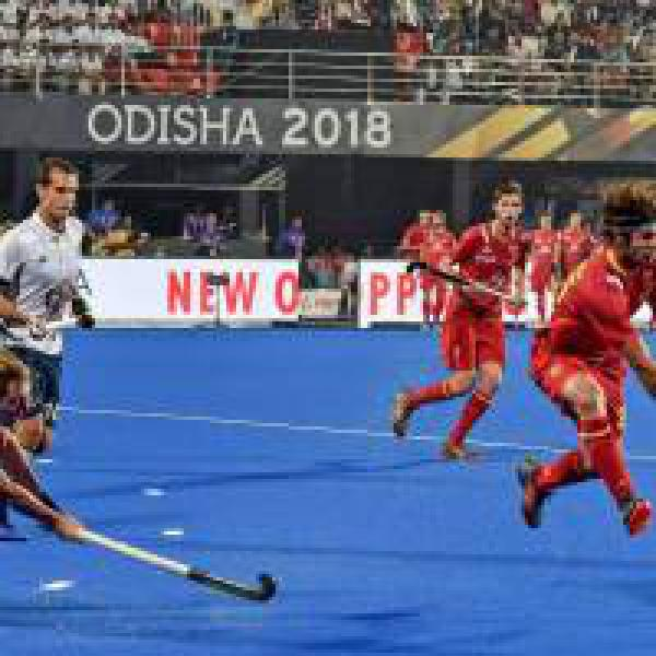 Hockey World Cup 2018: Skipper Cortes hands Spain 1-1 draw against France