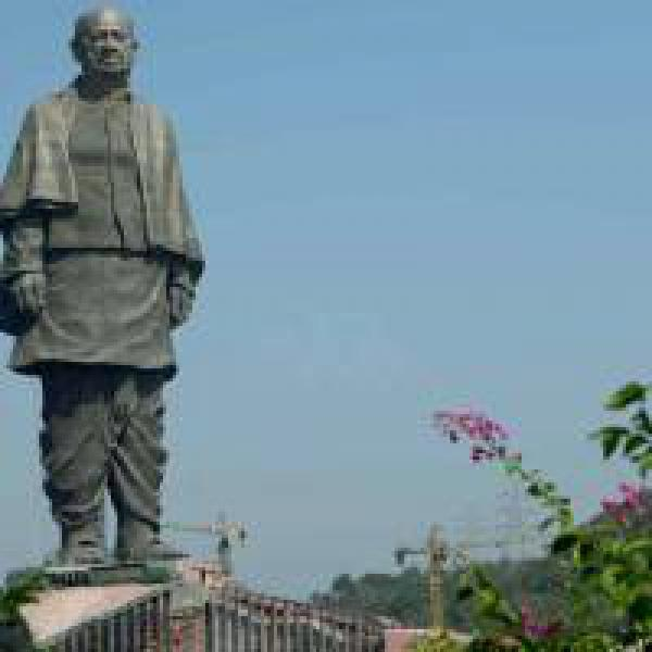 Statue of Unity now getting 30k daily visitors: Gujarat officials